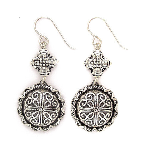 Structural Grace Earring - #1112-E1