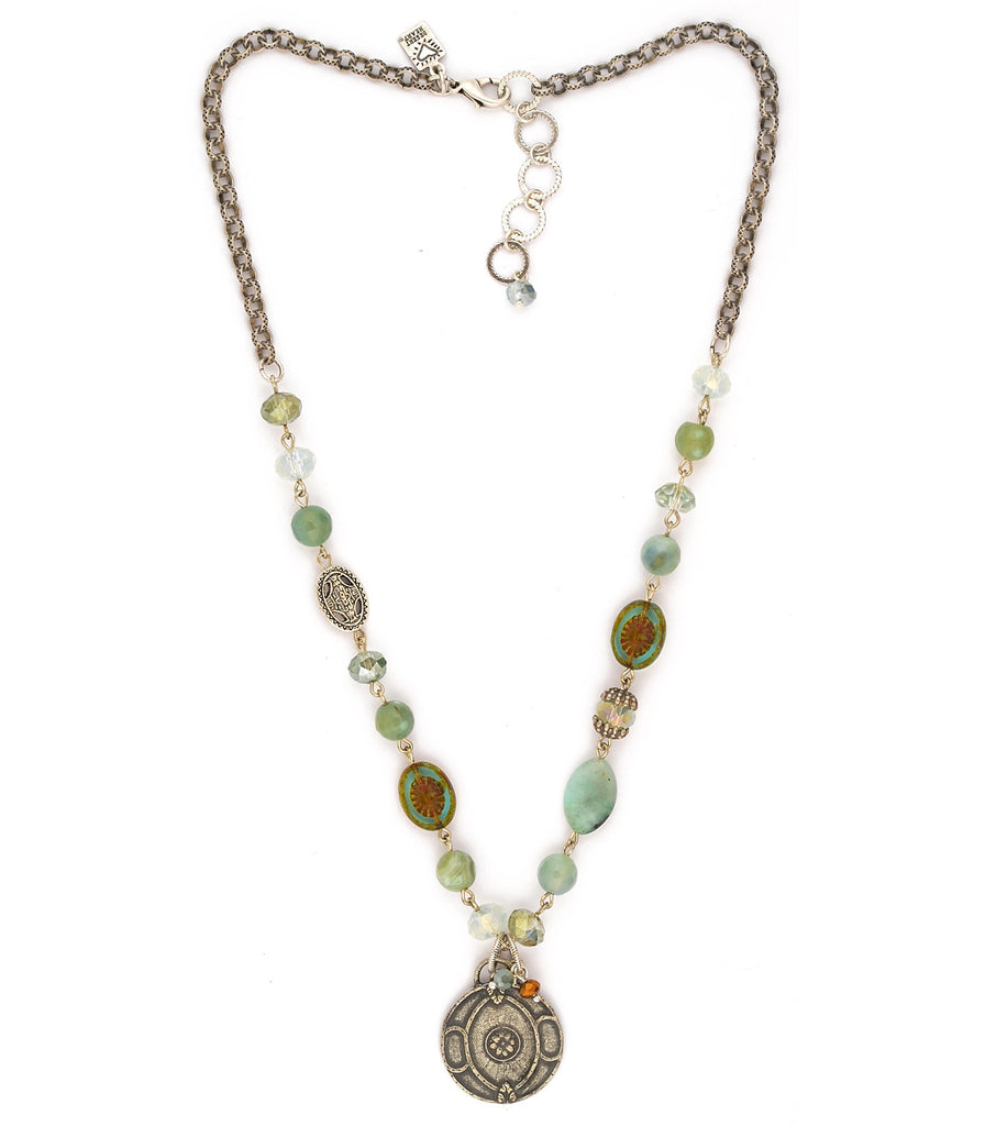 Ruidoso Necklace - #1122-LKN