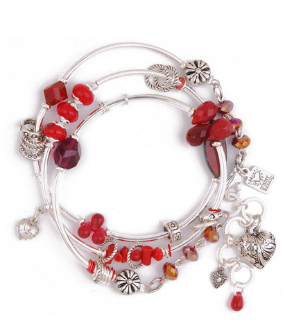 For My Valentine Bracelet - #1202-EB