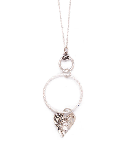 For My Valentine Necklace - #1202-N2
