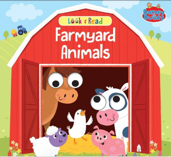 Look & Read Farmyard Animals