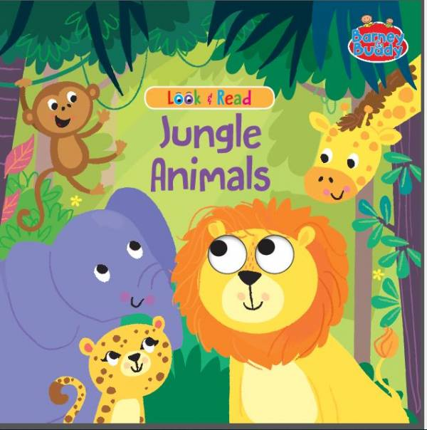 Look & Read  Jungle Animals