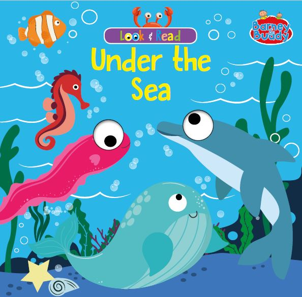 Look & Read Under the Sea