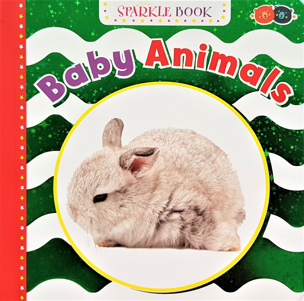 Baby Animals Sparkle Book
