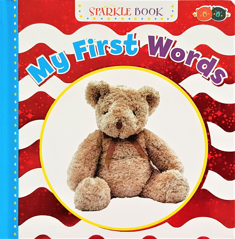 My First Words Sparkle Book