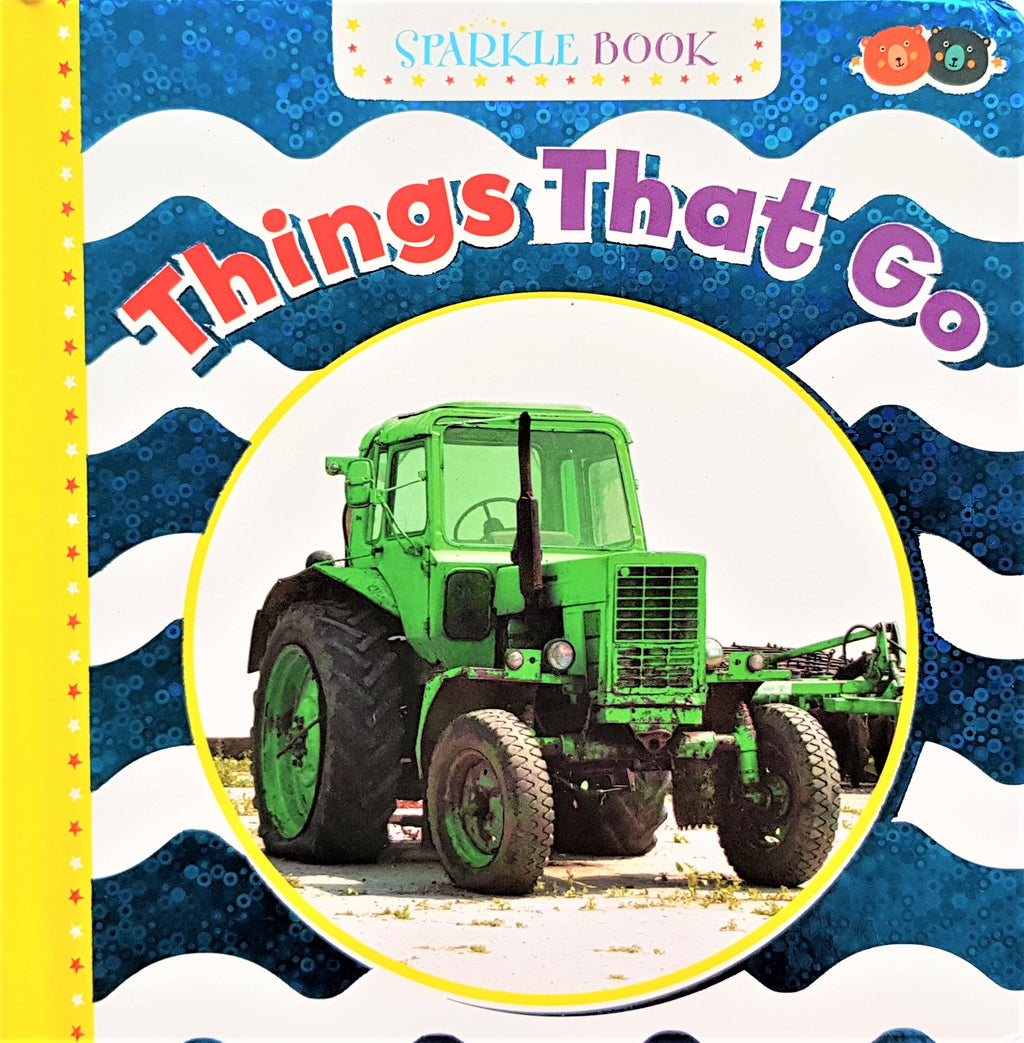 Things that Go Sparkle Book