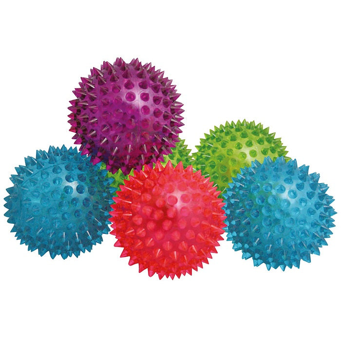 Flashing Spikey Air Ball
