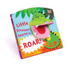 The LITTLE DINOSAUR Hand Puppet Book
