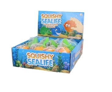 Squishy Sealife