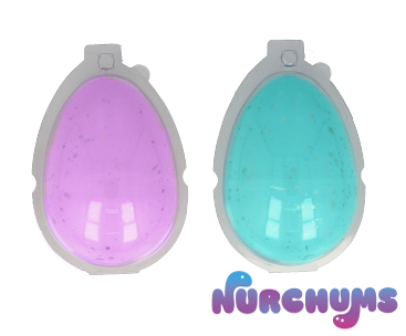 Nurchums Mermaid Hatch Egg