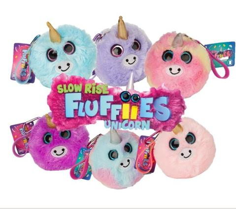 GOGOPO FLUFFIIES RAINBOW UNICORN Squishy