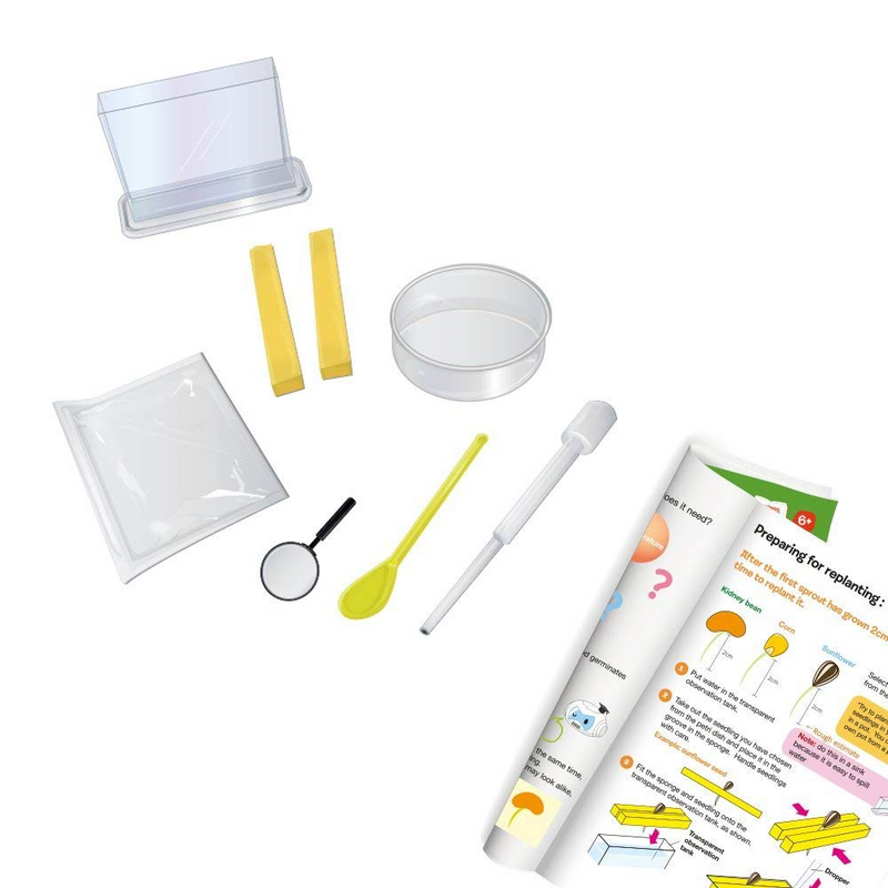 Magnoidz Roots and Shoots Science Kit