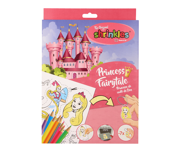 Shrinkles Fairytale Princess Bumper Box