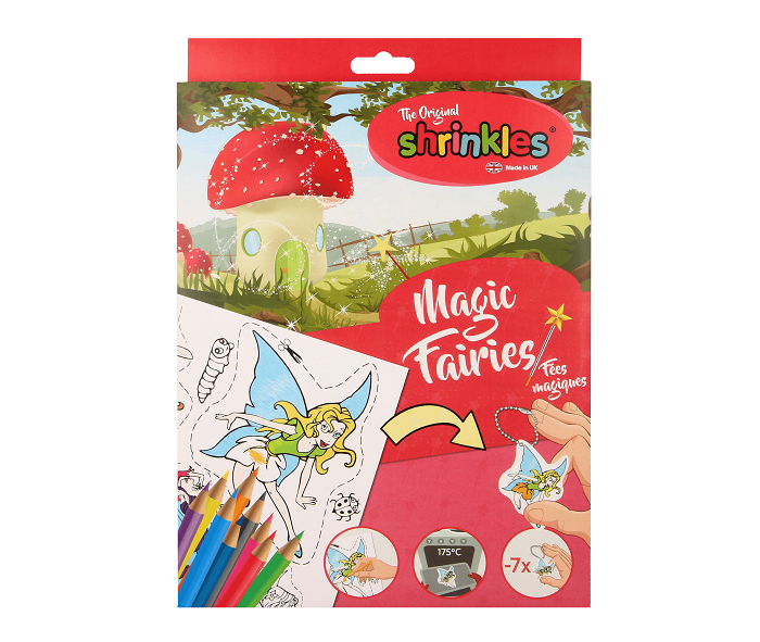 Shrinkles Magic Fairies Bumper Box