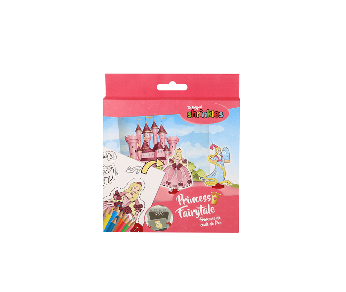 Shrinkles Fairytale Princess Mini Pack