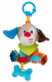 Puppy Paul Activity Toy