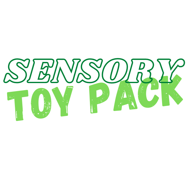 Sensory Toy Pack (3 - 12 years)