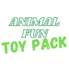 Animal Fun Toy Pack (3 - 10 years)