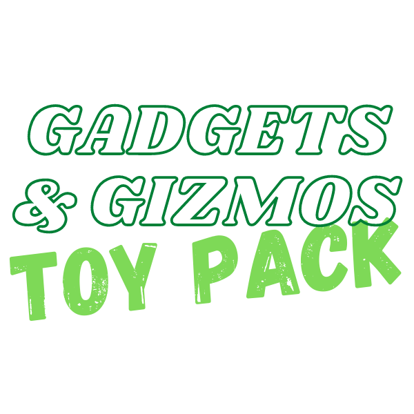 Gadgets & Gizmos Toy Pack (6 - 12 years)