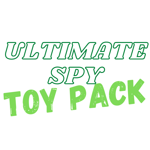 Ultimate Spy Toy Pack (6 - 12 years)