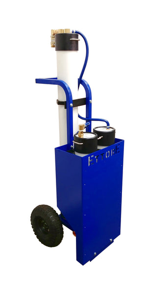Ettore Aquaclean PW3 Cart Multi-stage Pure Water System