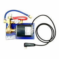 Ettore Add-on 110V Electric Booster Pump for the PW3 Cart