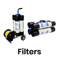 Filters only for Non Powered Legacy Ettore Aqua Clean System