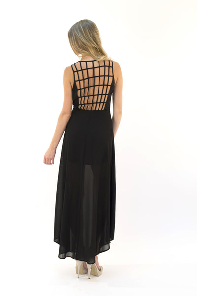 Sweetest Maxi - Black
