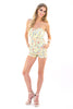 Secret Garden Romper - Soft Yellow