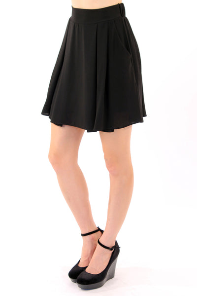 Lydia A Line Skirt