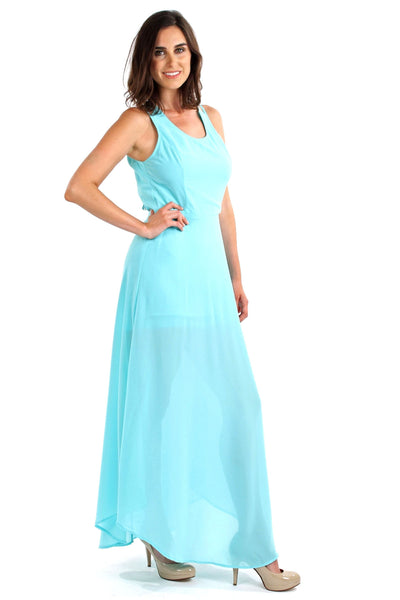 Sweetest Maxi - Sky Blue