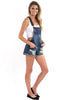 Suburban Short Overalls By Pistola Denim
