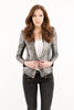 Metallic Lightweight Blazer by Comme USA