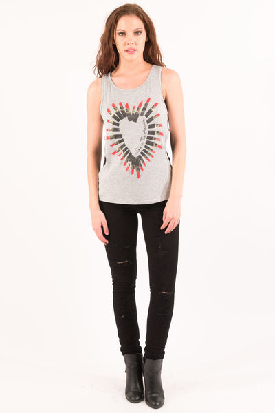 Love Is The Answer Sleeveless Tee