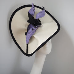 Large Statement Hat - NOELEEN MILLINERY HONG KONG
