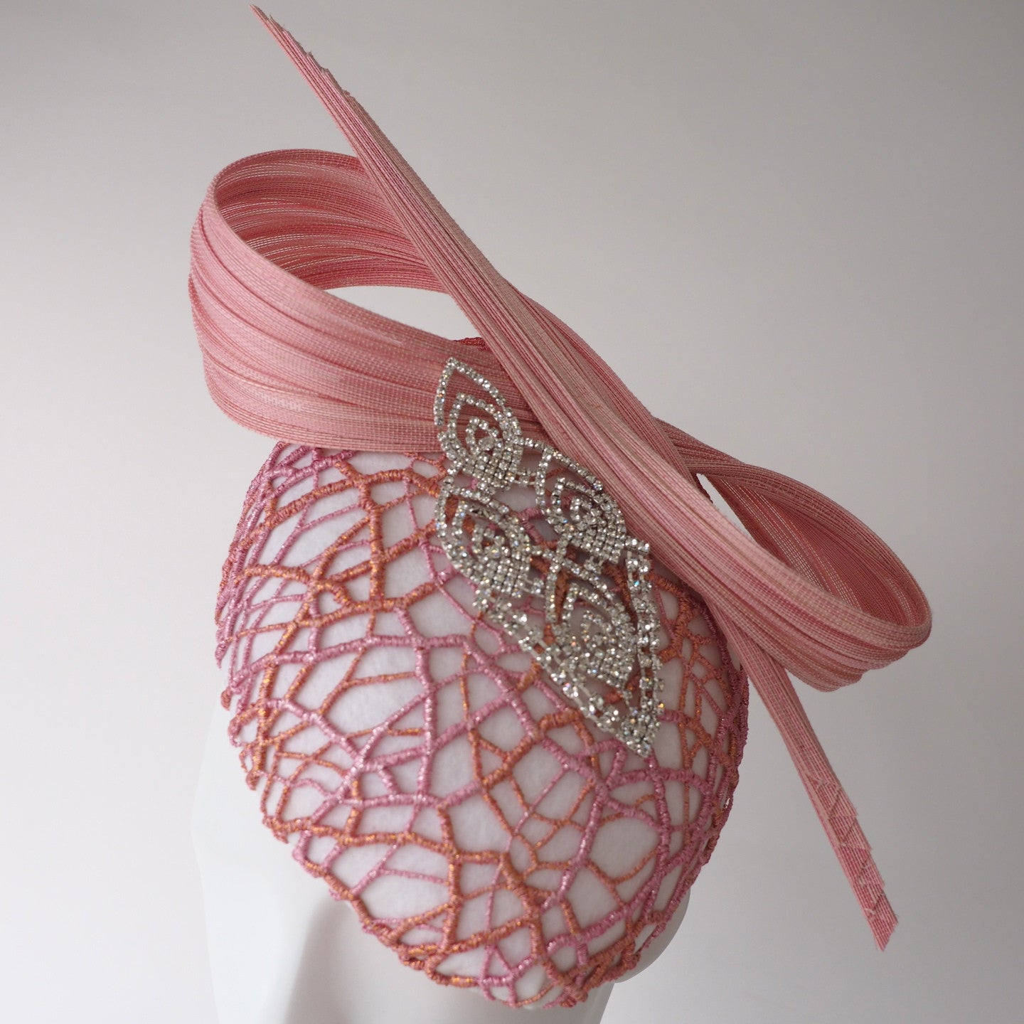 Elegant Roots - Classy Beautiful Hat for special occasion - NOELEEN MILLINERY HONG KONG