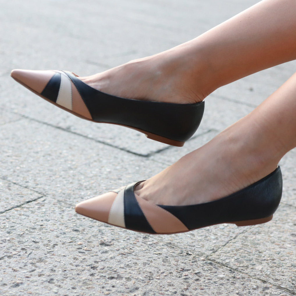 Pointed Toe comfortable flats