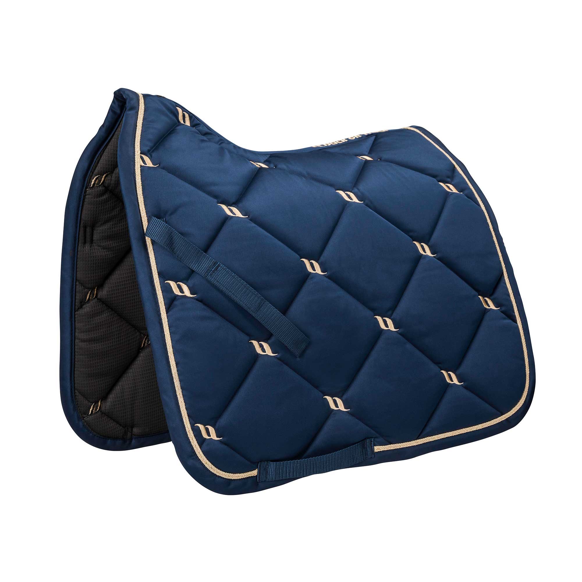 Nights Collection Saddle Pad Dressage Noble Blue
