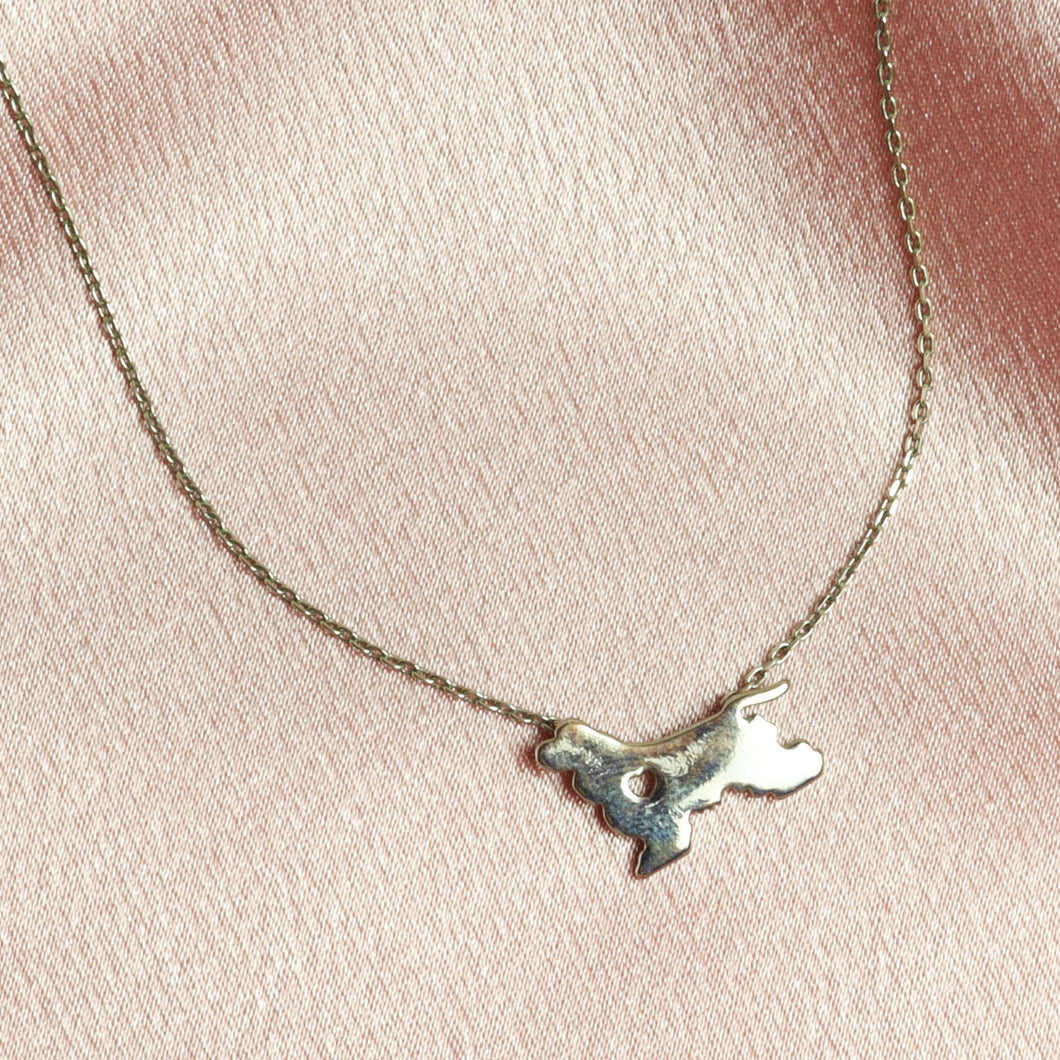 Cocker Love Necklace - Tartiz Inc