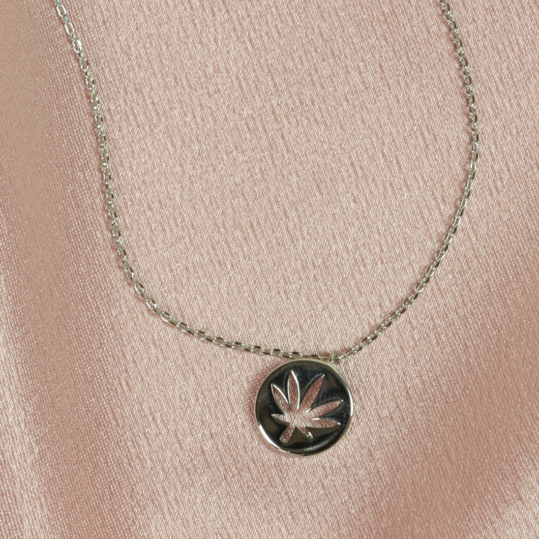 California 420 Necklace - Tartiz Inc