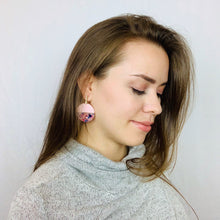 Load image into Gallery viewer, Lina Statement Earrings - Tartiz Inc