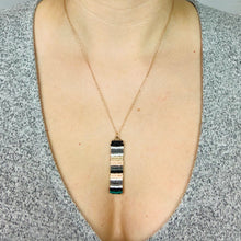 Load image into Gallery viewer, Clio Long Pendant Necklace - Tartiz Inc