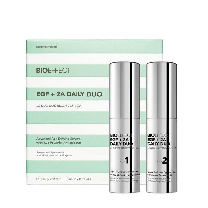 Duo Quotidien EGF + 2A BIOEFFECT