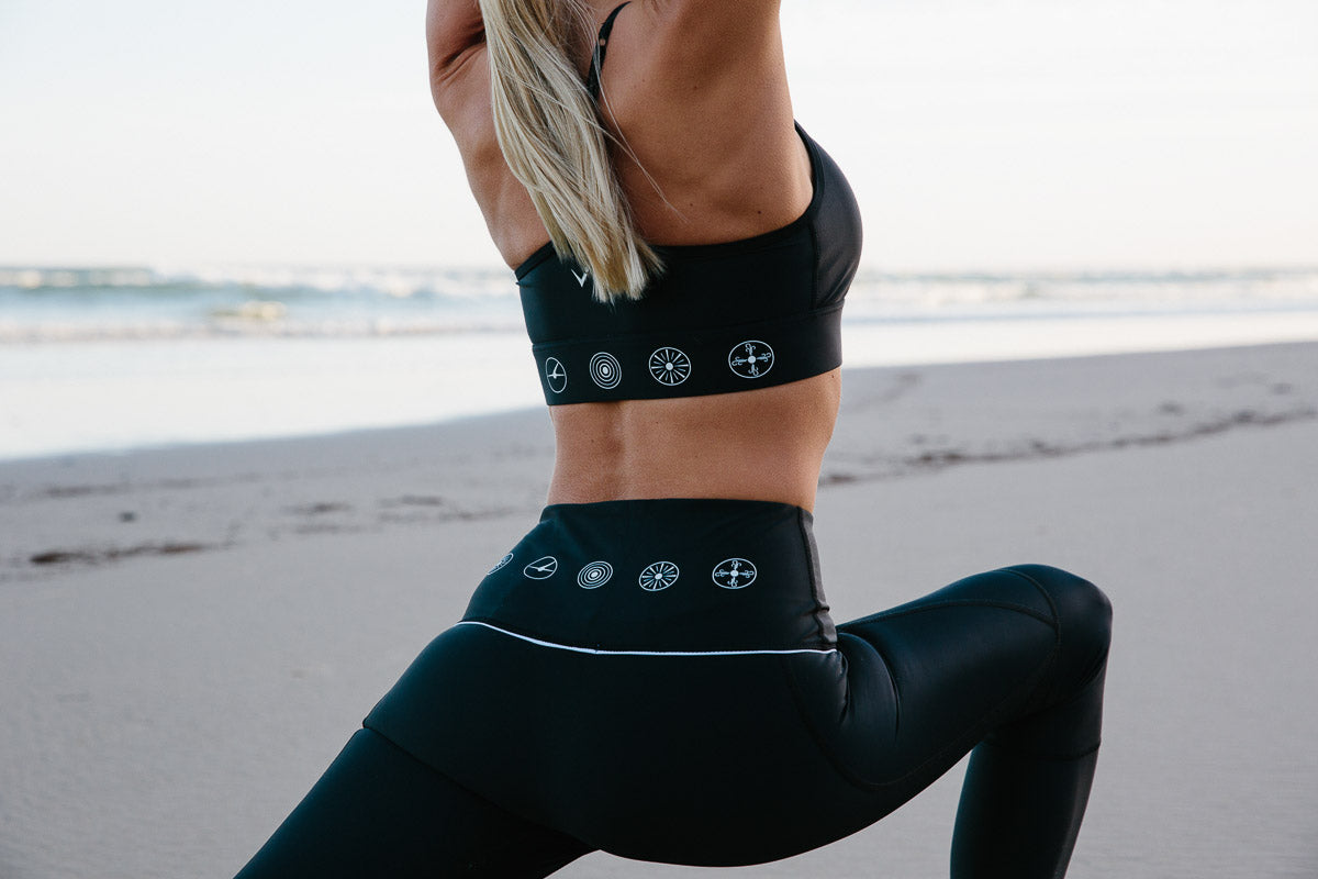 More Body Activewear for pilates yoga and barre