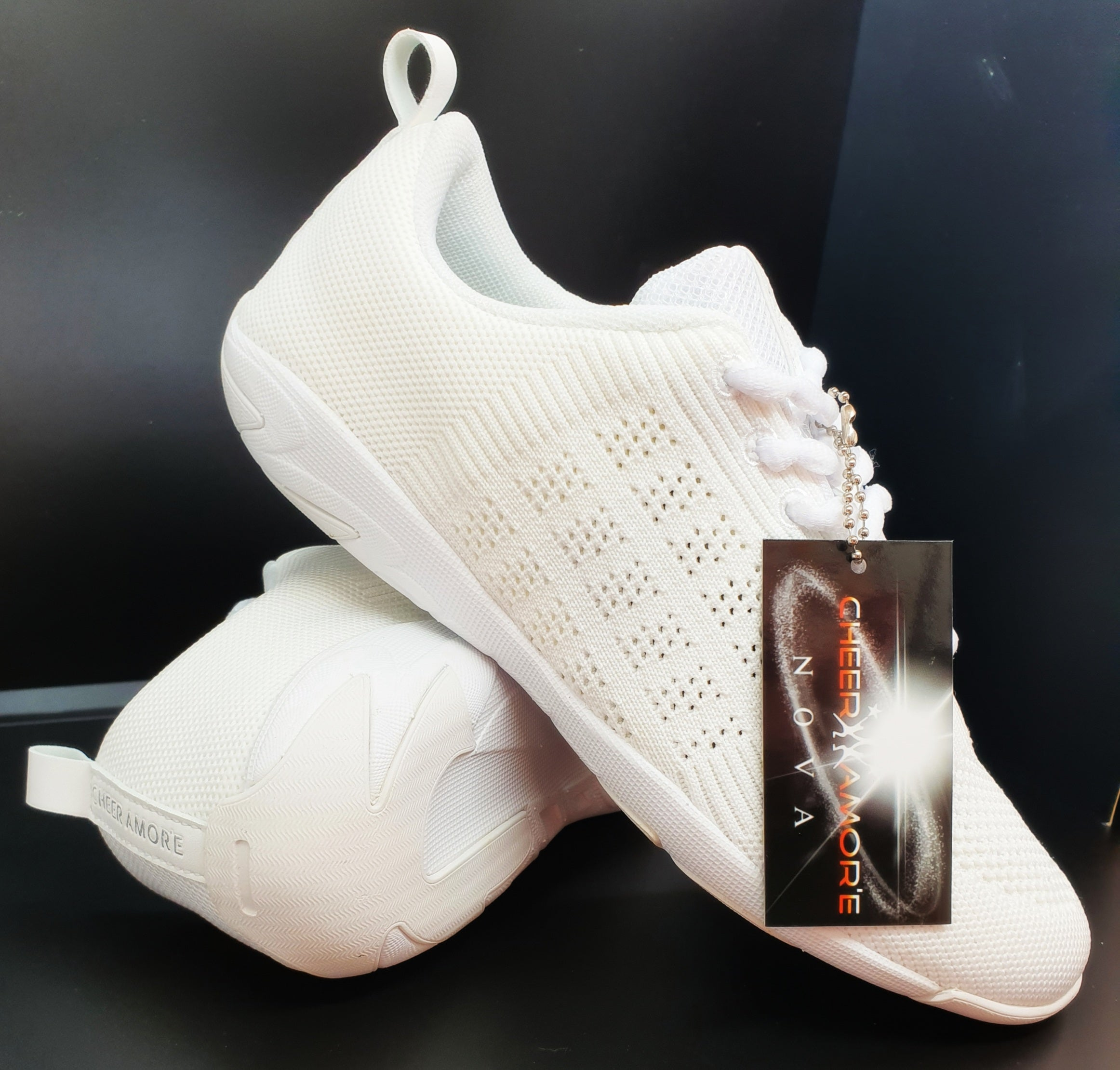 'Nova' Cheer Shoes & Shoe Bag