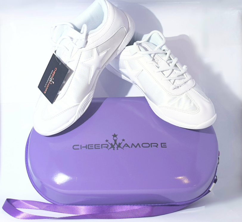 Superstar' Cheer Shoes & Case
