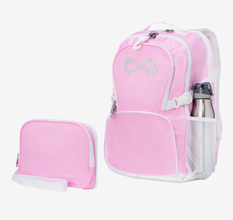 Pink Princess Backpack