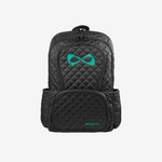 Load image into Gallery viewer, Nfinity Quilted Logo Backpack