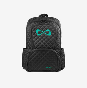 Nfinity Quilted Logo Backpack