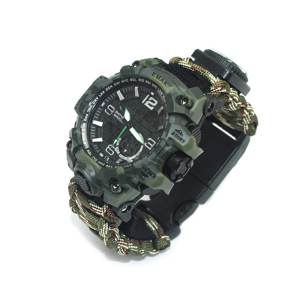 Survival Watch™ | Hét alles-in-1 horloge!